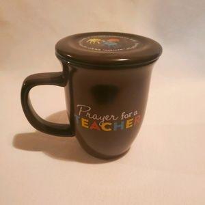 Prayer for A Teacher coaster mug
